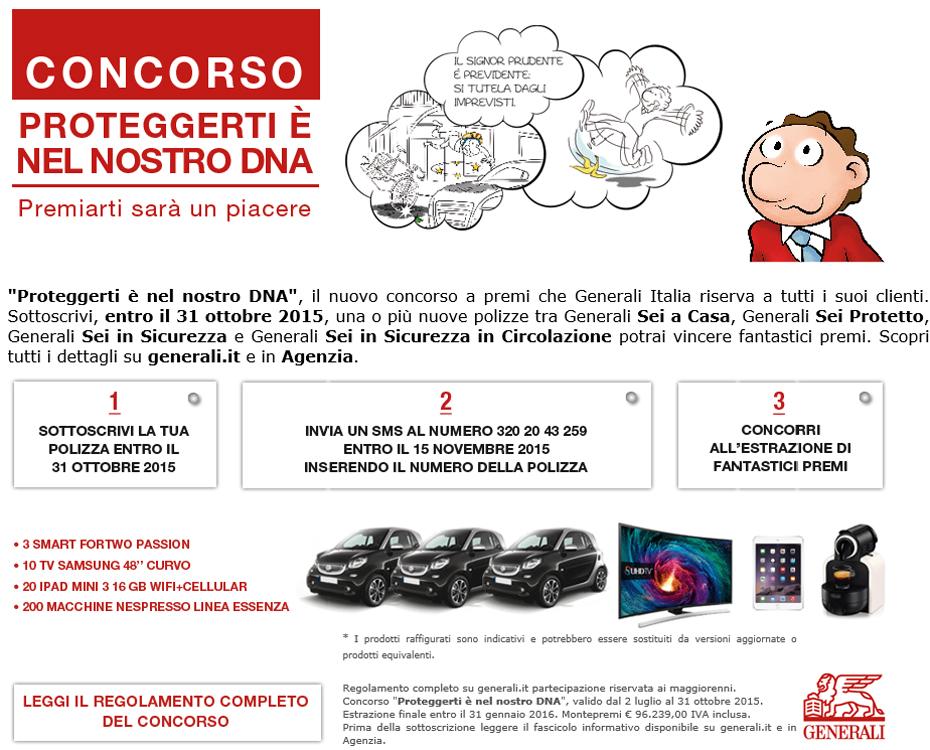 concorso DNA Protezione